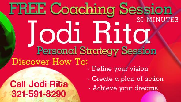 Free Coaching Session With Jodi Rita